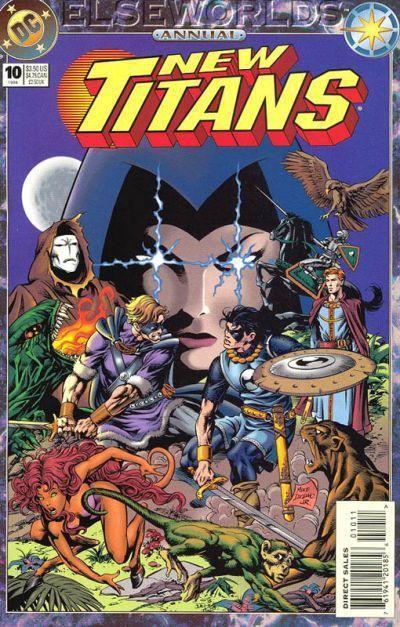 New Titans Annual #10