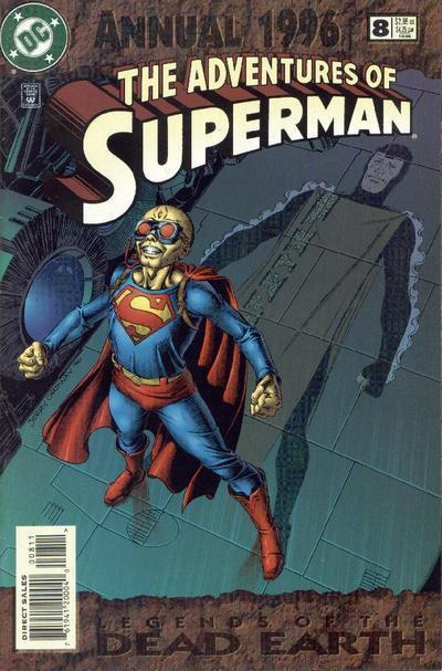 Adventures of Superman Annual #8