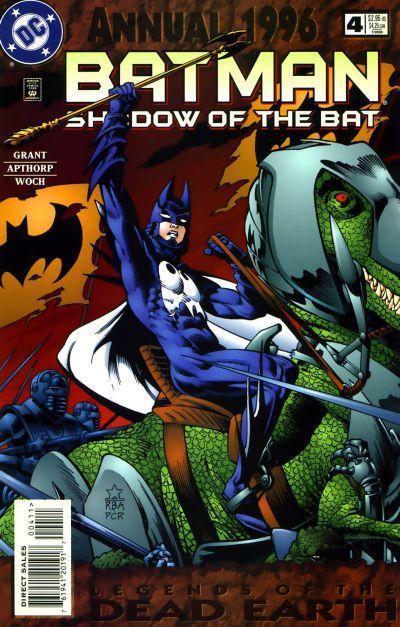 Batman Shadow of the Bat Annual #4