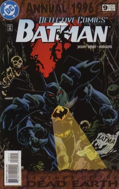 Detective Comics Annual #9