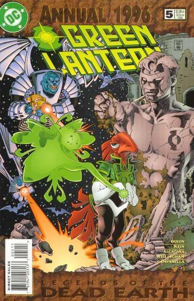 Green Lantern Annual #5
