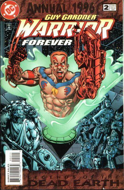 Guy Gardner Warrior Annual #2