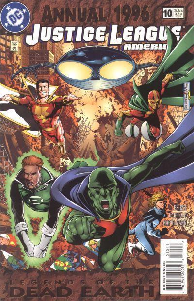 Justice League America Annual #10