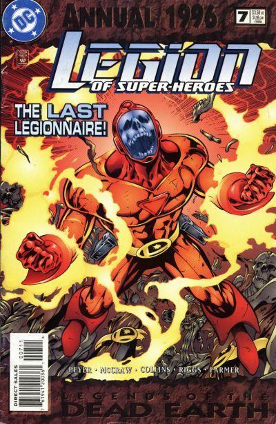 Legion of Super-Heroes Annual #7