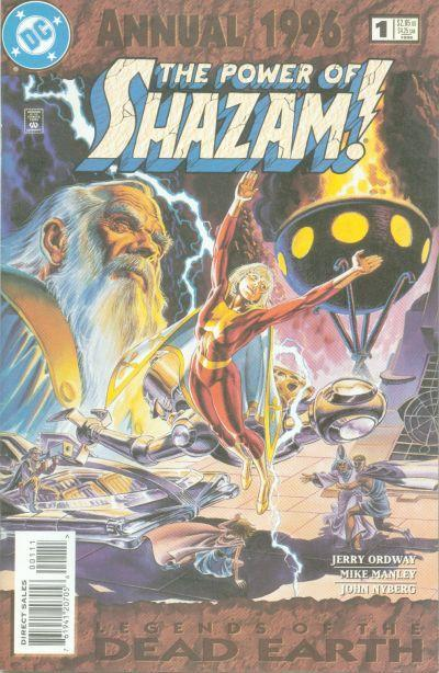 Power of Shazam Annual #1