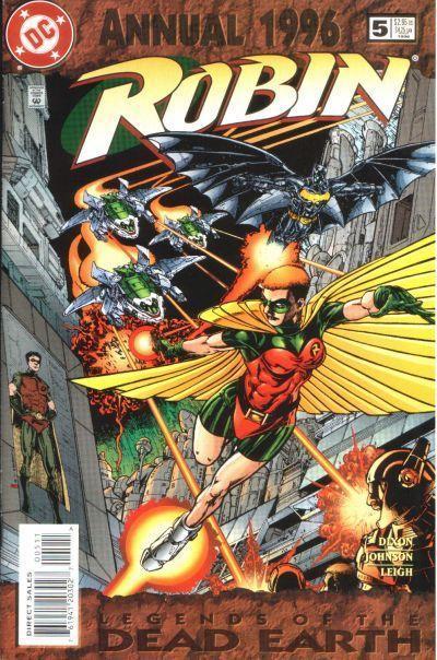 Robin Annual #5