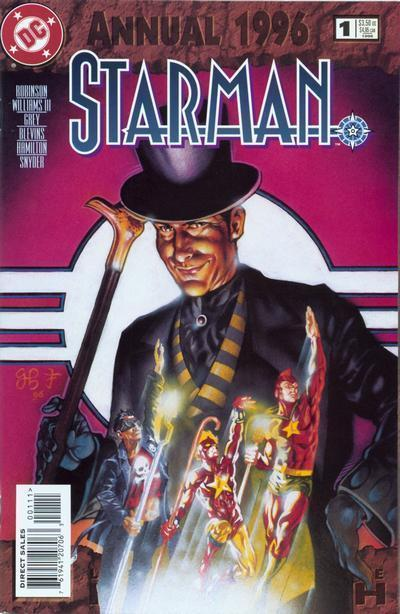 Starman Annual #1