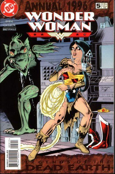 Wonder Woman Annual #5