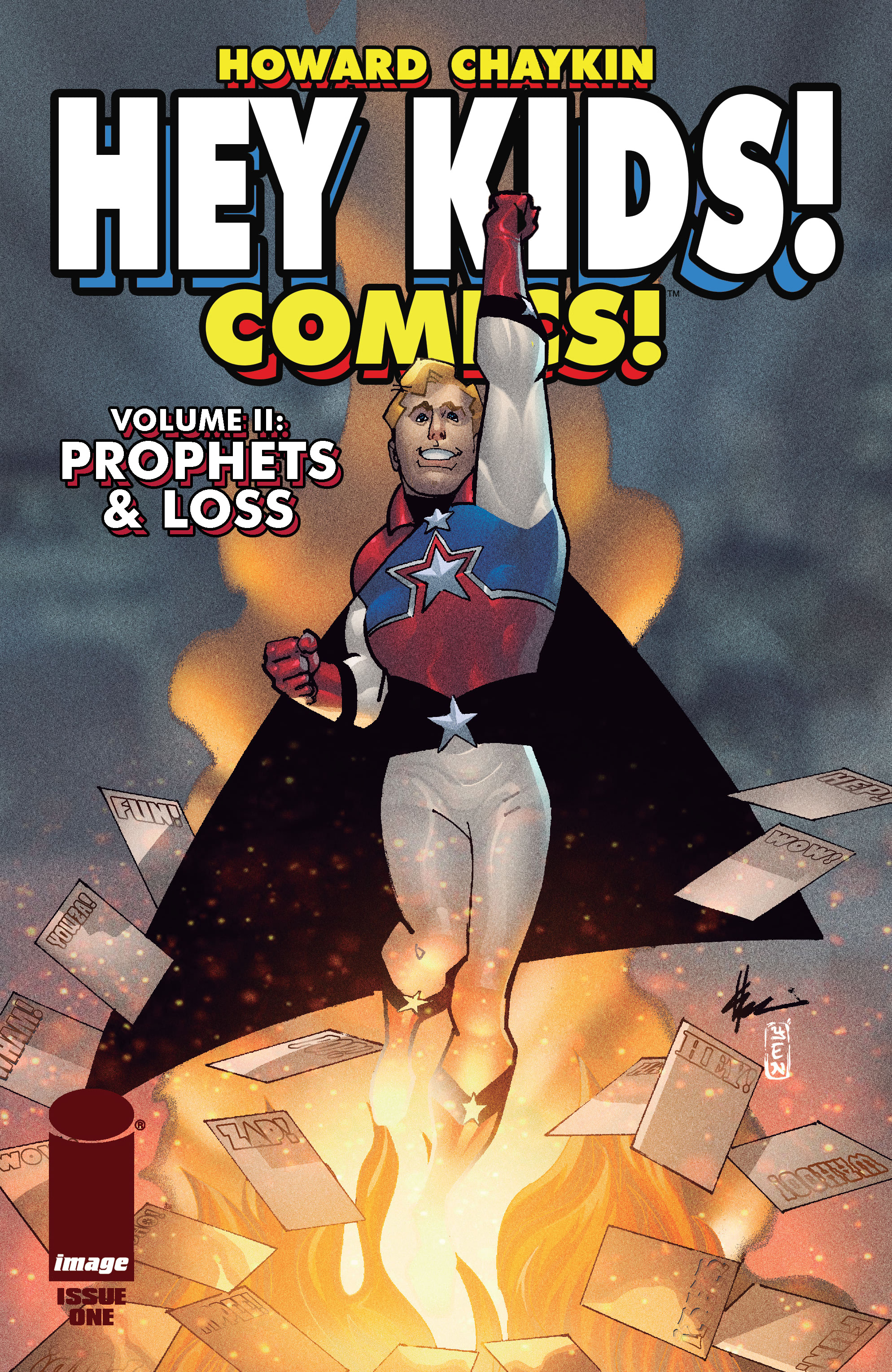 Hey Kids! Comics! Prophets & Loss
