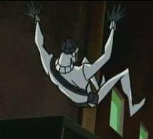 La Blanc in Batman: The Brave and the Bold.