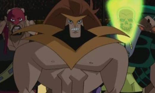 Tracer in Justice League Unlimited.