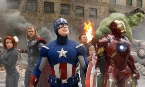 Avengers... Assemble. Then... Shwarma.