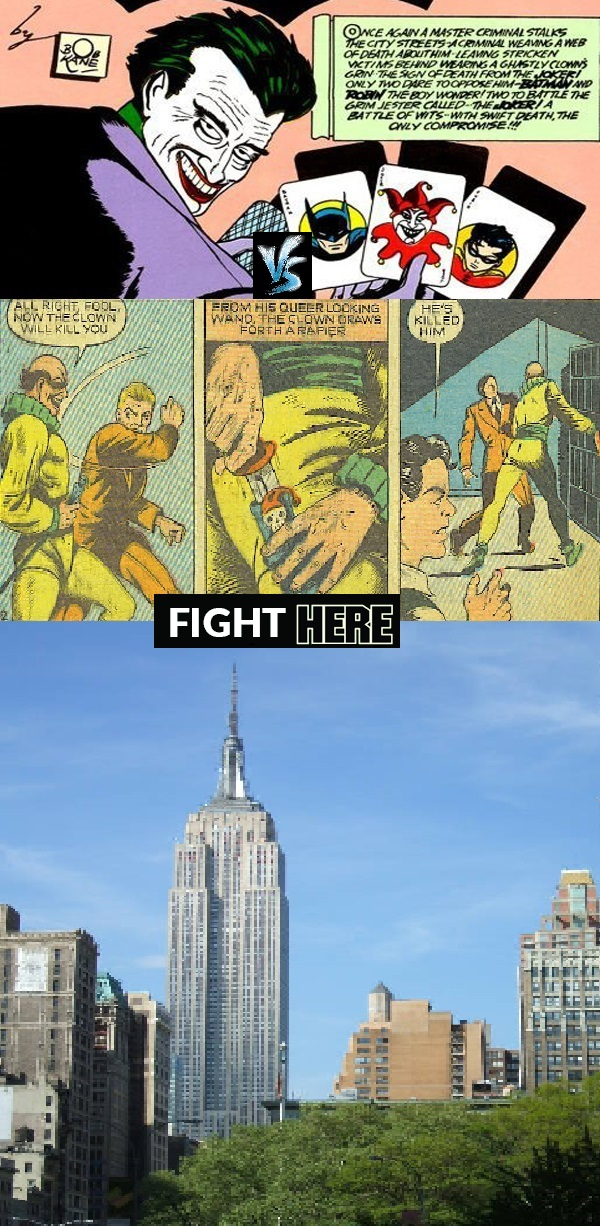 Timely Comics Offices Suite 1401 Empire State Building