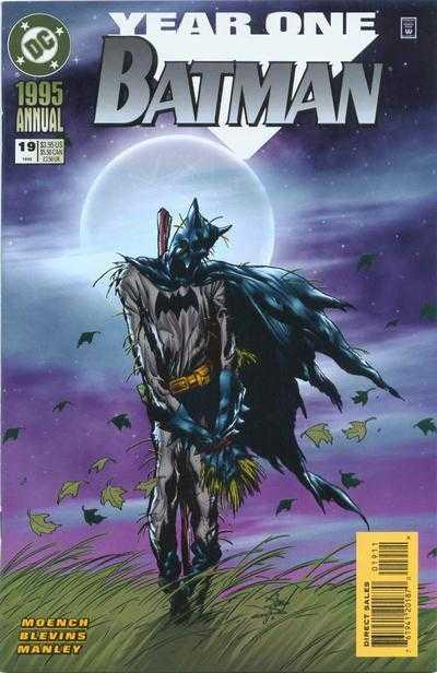 TPB Cover: Batman Annual #19