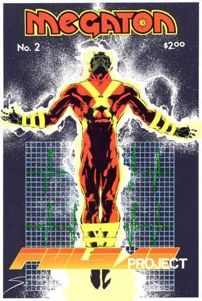 TPB Cover: Megaton #2