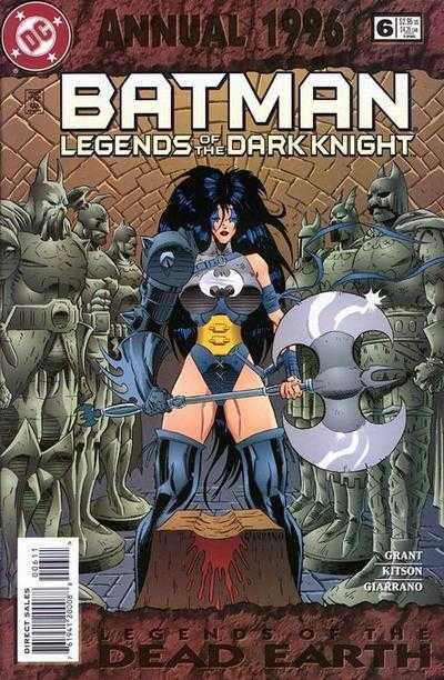 TPB Cover: Batman: LDK Annual #6