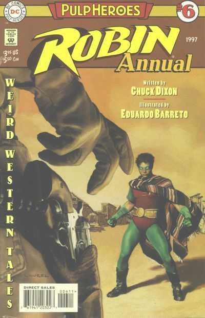 TPB Cover: Robin Annual #6
