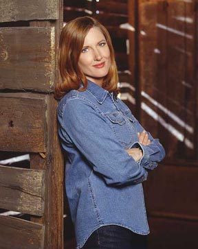 Annette O'Toole, the current Martha Kent