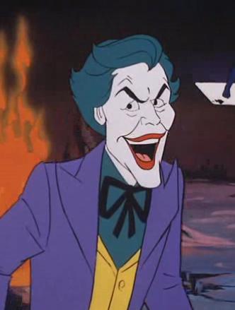 Joker in Super Friends