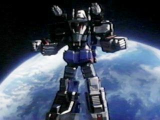Astro Delta Megazord