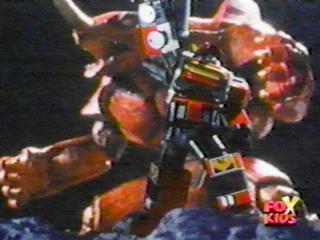 Centaurus Megazord