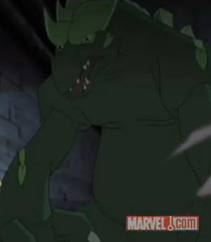 Scaleface in X-Men Evolution