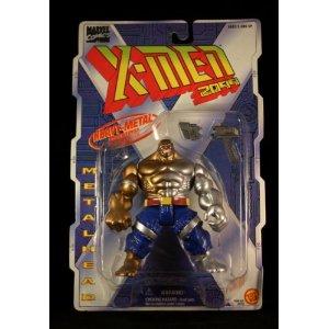 Metalhead action figure from Toy Biz
