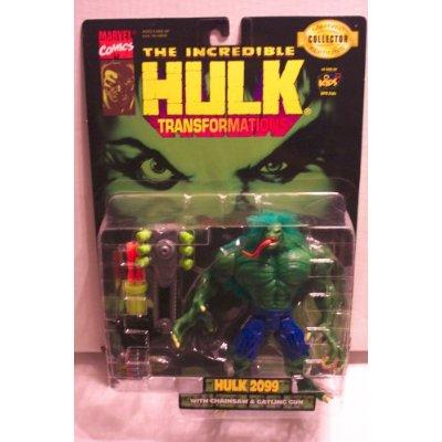 Hulk 2099 action figure