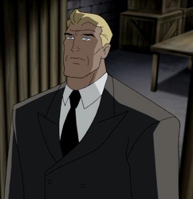 Steve Trevor appears in Justice League