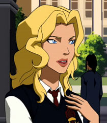 Bette in Young Justice