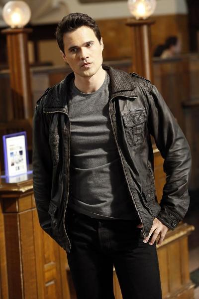 Brett Dalton as Grant Ward