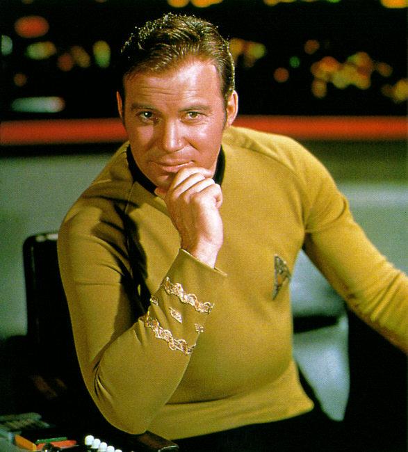 Captain of the Enterprise