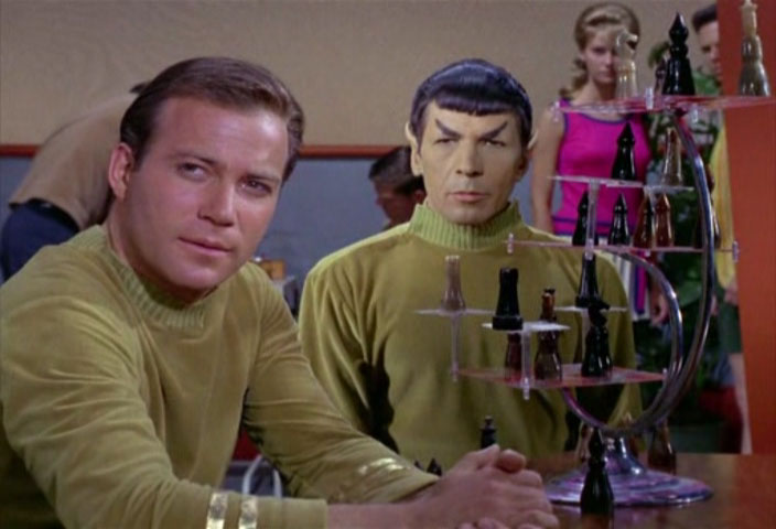 Putting Spock in Check
