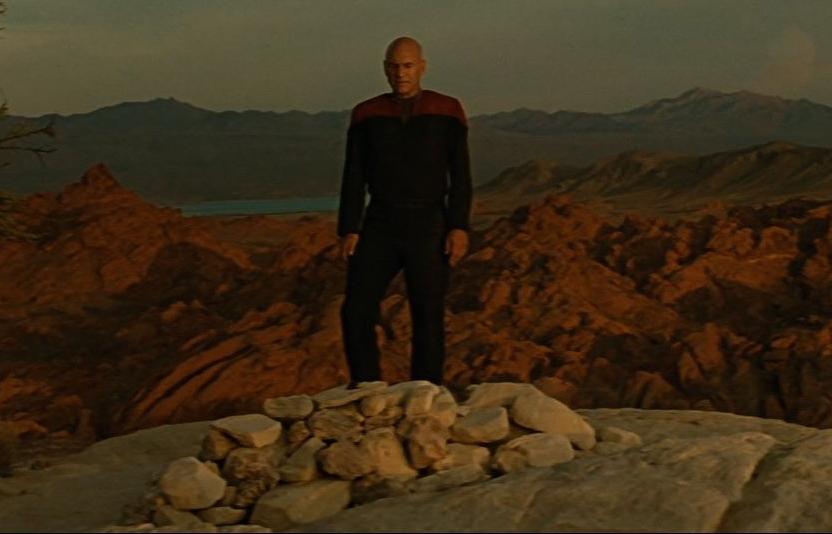 Like Spock, a double death