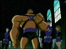Doom Patrol in Teen Titans