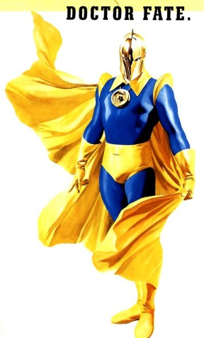 Doctor Fate's classic look