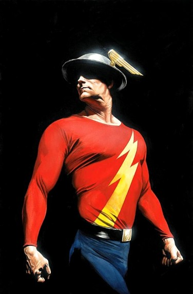 Jay Garrick - The Original Flash