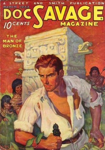 Doc Savage Magazine # 1