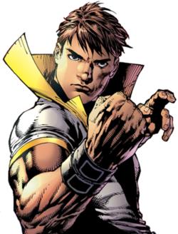 Karate Kid (New Earth)