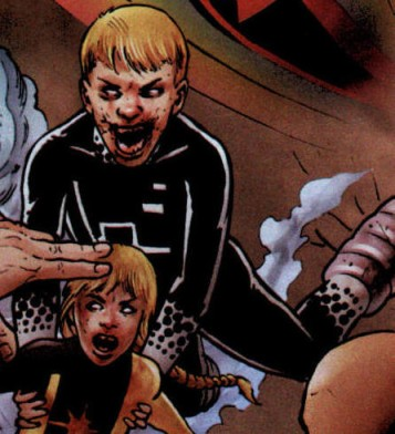 Alex in Marvel Zombies Vs. Army of Darkness