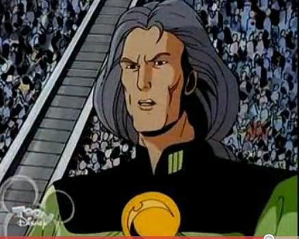 Mojo starring the 1990's X-men cartoon