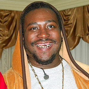 ODB never was the most handsome rapper in the game...
