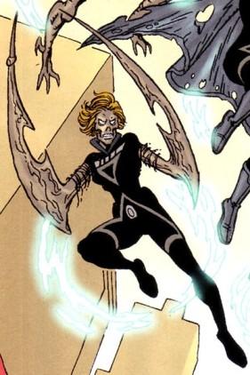 Razorsharp as a Black Lantern
