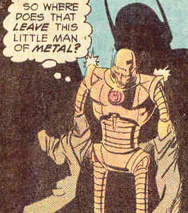 A redesigned Robotman