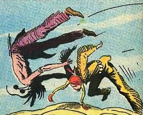 Firehair vs. Black Eagle
