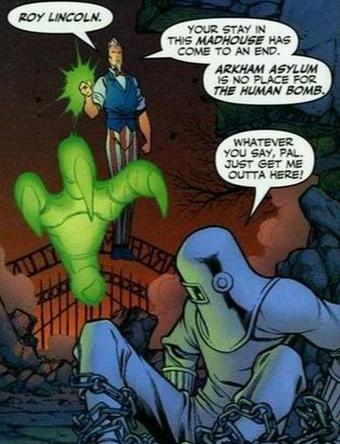 Human Bomb in Superman/Batman