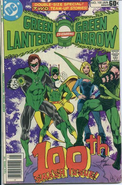 Green Lantern v2 #100