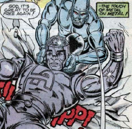 Rescued by Robotman