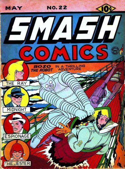 Smash Comics #22