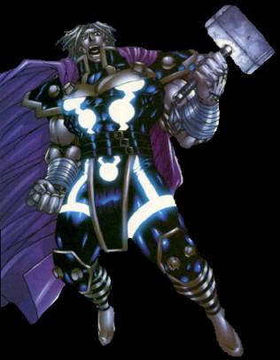 Thor of the Mangaverse.
